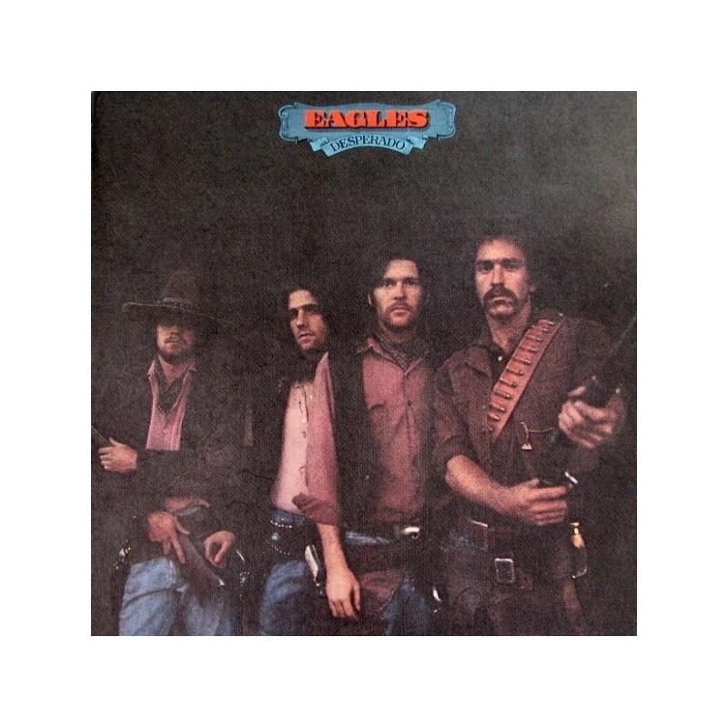 Eagles – Desperado|1973   Asylum RecordsAS 53008