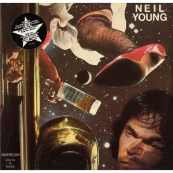Young ‎Neil – American Stars 'N Bars|1977 Reprise Records 7599-27234-1