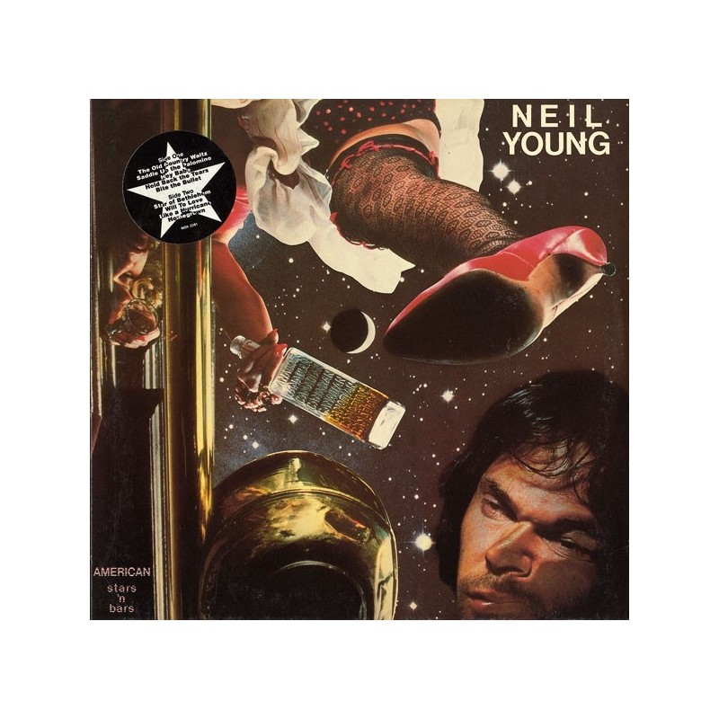 Young ‎Neil – American Stars &8218N Bars|1977 Reprise Records K 54088