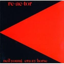 Young Neil & Crazy Horse – Reactor|1981 Reprise Records REP K 54116