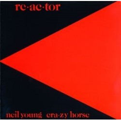 Young Neil & Crazy Horse ‎– Reactor|1981 Reprise Records HS 2304
