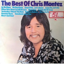 Montez Chris‎– The Best Of Chris Montez|1974 CBS ‎– S80079