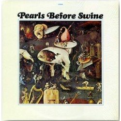 Pearls Before Swine ‎– One Nation Underground|1967 ESP Disk ‎– ESP-1054