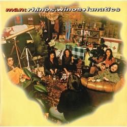 Man – Rhinos, Winos, And Lunatics|1974 United Artists Records UAG 29631
