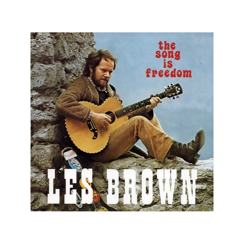 BrownLes ‎– The Song Is Freedom|1978 Roots ‎– SL-521
