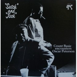 "Peterson Oscar and Count Basie ‎– ""Satch"" And ""Josh""