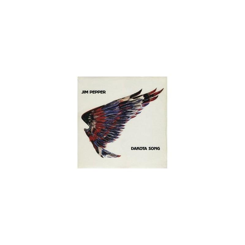 Pepper Jim – Dakota Song|1987   Enja Records – 5043