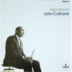 Coltrane ‎John – Ascension|1965    Impulse! ‎– AS-95