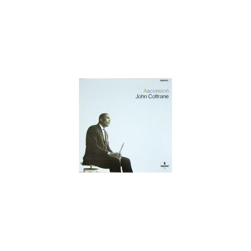 Coltrane John – Ascension|1965 Impulse! – AS-95