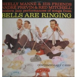 Manne Shelly & His Friends, André Previn & Red Mitchell – Bells Are Ringing|1959 C 3559
