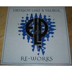 Emerson, Lake & Palmer ‎– Re-Works|2003   Get Back ‎– GET632  3LP-Box