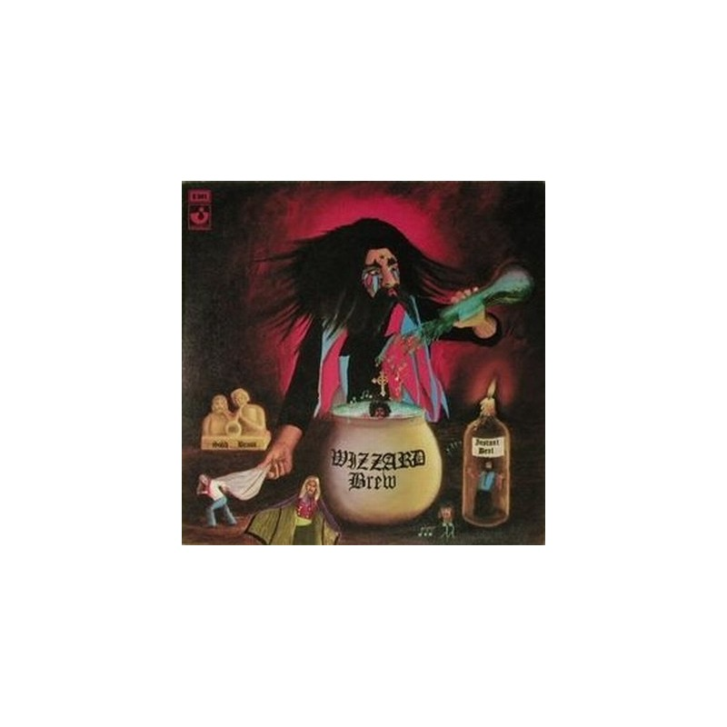 Wizzard – Wizzard Brew 1973 Harvest 5C 062-05276