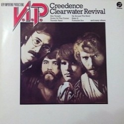 Creedence Clearwater Revival-V.I.P. Very Important Productions |1980 Club ‎– 29 079 1