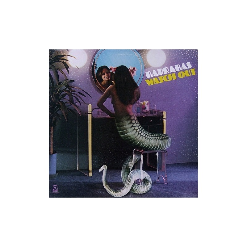 Barrabas ‎– Watch Out|1976    Ariola	27 682 XOT