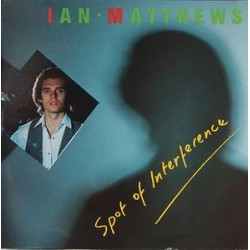Matthews Ian ‎– Spot Of Interference|1983 Line Records ‎– LILP 4.00060 J