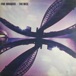 Nice The ‎– Five Bridges|1970 Philips 6 459 001
