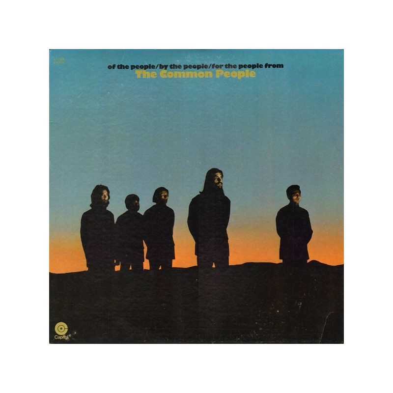 Common People The – Of The People / By The People / For The People From The Common People|1969 Capitol Records ST-266