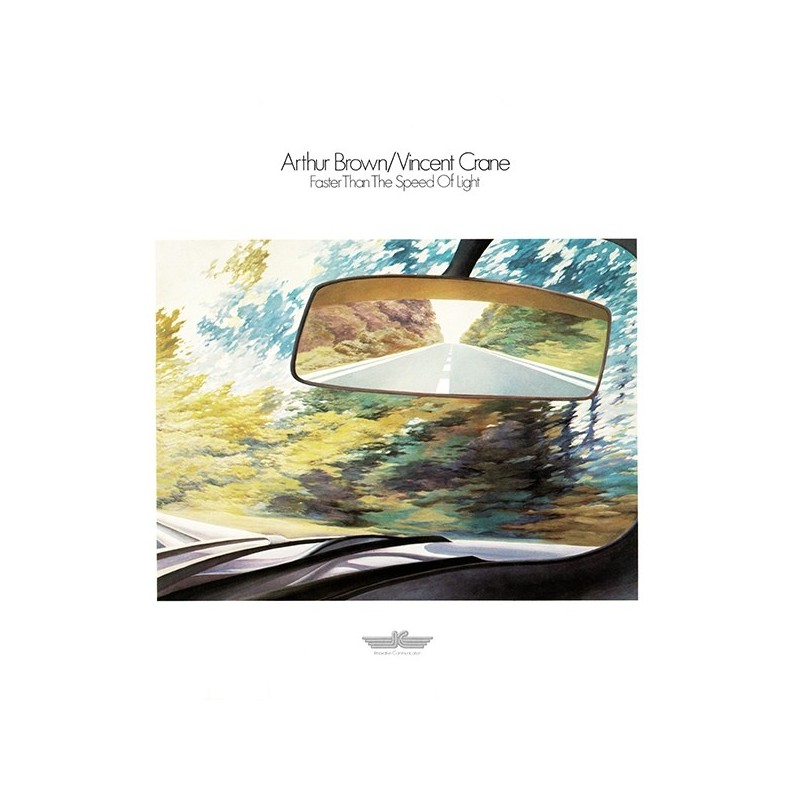 Brown Arthur / Vincent Crane – Faster Than The Speed Of Light|1980 Innovative Communication – IC 58 088