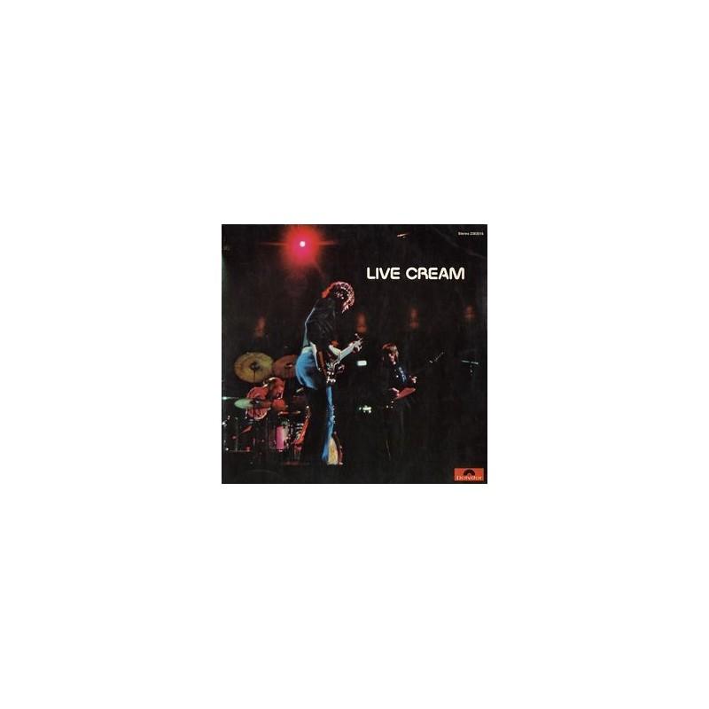 Cream – Live Cream|1970 Polydor – 2383 016