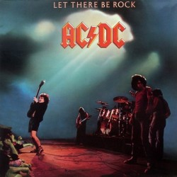 AC/DC ‎– Let There Be Rock|1977 Atlantic ‎– ATL 50 366