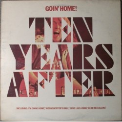 Ten Years After ‎– Goin' Home!|1970 Chrysalis 6307 549
