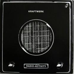 Kraftwerk – Radio-Activity 1975/1993    Capitol Records – S11-56855 – SN-16380