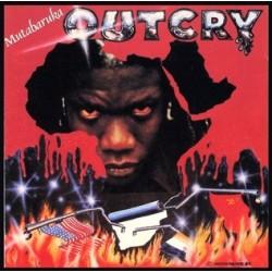 Mutabaruka – Outcry|1984     Shanachie43023