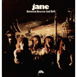 Jane ‎– Between Heaven And Hell|1977 Brain 60.055