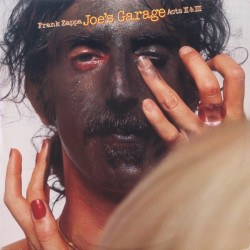 Zappa Frank ‎– Joe&8217s Garage Acts II & III|1979/1991   Globus International ‎– 210077/8 &8211 1312-Blue & Red Vinyls Limited