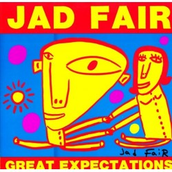Jad Fair ‎– Great Expectations|1989     Bad Alchemy ‎– BAAL 22