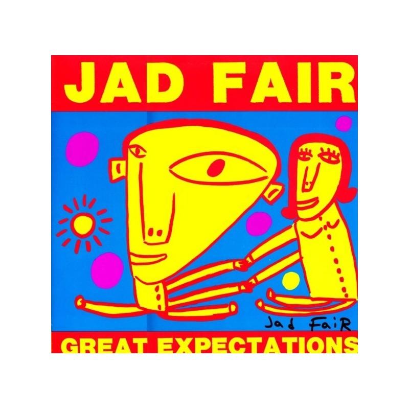 Jad Fair – Great Expectations|1989     Bad Alchemy – BAAL 22