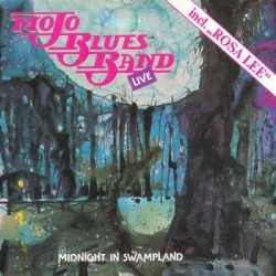 Mojo Blues Band ‎– Midnight In Swampland|1987 EMI Columbia Austria ‎– 12C 066-1224151