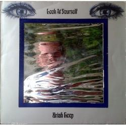 Uriah Heep – Look At Yourself|1976     Bronze Records – 28 765 XOT