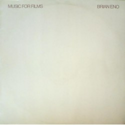 Eno Brian – Music For Films|1978 Polydor – 2344 123