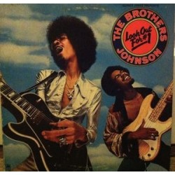 Brothers Johnson The – Look Out For 1|1976   A&M Records	AMLH 64567