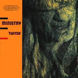 Ministry – Twitch|1986    9 25309-1