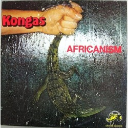 Kongas ‎– Africanism|1977    Polydor ‎– PD1 6138