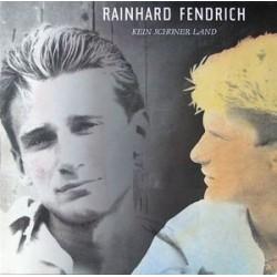 Fendrich Rainhard – Kein Schöner Land|1986 Ariola – 207 882