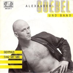 Goebel Alexander und Band ‎– Sisyphus|1985 Jupiter Records ‎– 883 261-7