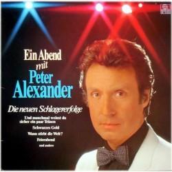 Alexander Peter – Ein Abend Mit Peter Alexander - Die Neuen Schlagererfolge|1979 Ariola 200798