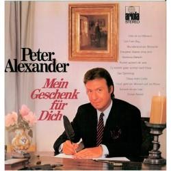 Alexander Peter – Mein Geschenk Für Dich|1970 Ariola – 80 835 IU