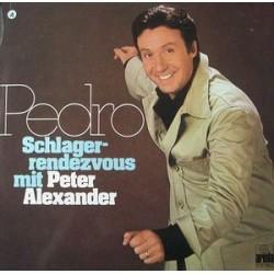 Alexander Peter – Pedro Schlagerrendezvous mit Peter Alexander Club 62743