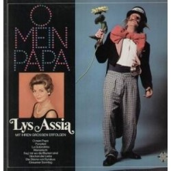 Assia Lys – O Mein Papa|1974 Telefunken 32 402 0