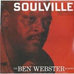 Webster Ben Quintet The– Soulville|1957/2014 Sealed