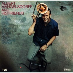 Mangelsdorff ‎Albert –and His Friends|1969   MPS Records ‎– MPS 15 210