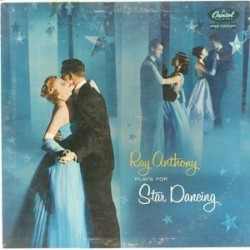 AnthonyRay  and His Orchestra* ‎– Star Dancing|1958   T321