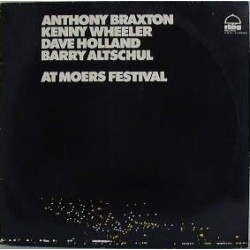 Braxton Anthony Quartet ‎– At Moers Festival|1974   Ring Records ‎– Ring 01010-11