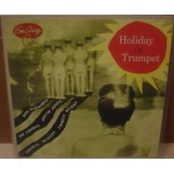 Eldridge Roy / Joe Thomas / Jonah Jones / Charlie Shavers / Emmett Berry – Holiday In Trumpet|1955 EmArcy – MG 26015