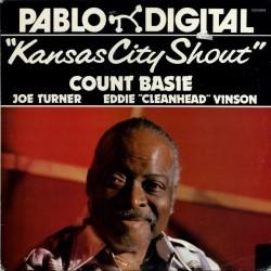 "Basie Count , Joe Turner , Eddie ""CleanHead"" Vinson – Kansas City Shout|1980 Pablo Records 2310859"