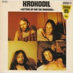 Krokodil ‎– Getting Up For The Morning|1972 Bacillus Records BLPS 19117